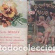 Libros antiguos: MINI CUENTO PUBLICIDAD CAFÉS DEBRAY - Nº D 12 DE GASSO HNOS LA CORNETA MÁGICA . Lote 62625972