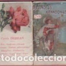 Libri antichi: MINI CUENTO PUBLICIDAD CAFÉS DEBRAY - Nº C 14 DE GASSO HNOS - LA PRINCESA ABANDONADA. Lote 62627220