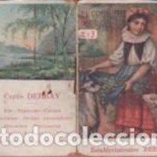 Libri antichi: MINI CUENTO PUBLICIDAD CAFÉS DEBRAY - Nº A 3 DE GASSO HNOS - EL CONEJITO IMPRUDENTE. Lote 62627560