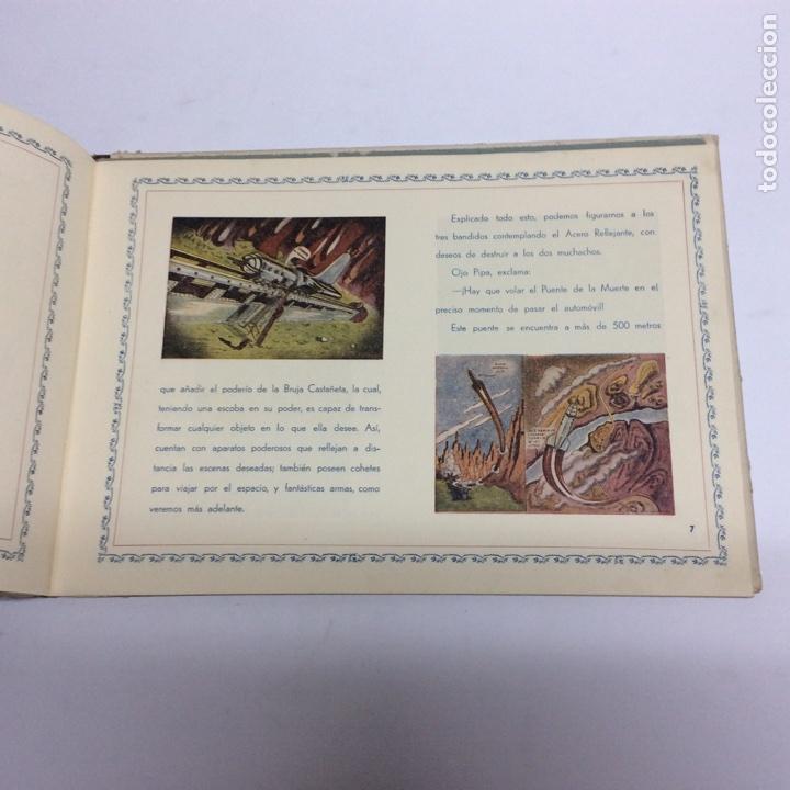 Libros antiguos: AVENTURAS DE TARUGUETE CONTRA OJO-PIPA /POR: ANGEL DE ECHENIQUE - EDITA: EDITORIAL RADIO - Foto 3 - 160553016