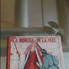 Libros antiguos: LA PRINCESA DE LA MEL, PER VLERI SERRA I BOLDU,ILUSTRACIONES RICARD OPISSO I JOSÉP LONGORIA 1932. Lote 63188268
