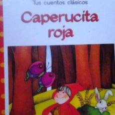 Libros antiguos: CAPERUCITA ROJA. Lote 63475328