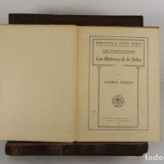 Libros antiguos: 5051- BIBLIOTECA PARA NIÑOS. EDIT. RAMON SOPENA. 1917/1933. 4 TITULOS.. Lote 44254278
