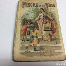 Livros antigos: TESORO DE LOS NIÑOS , CUENTOS DE CALLEJA. Lote 64157053