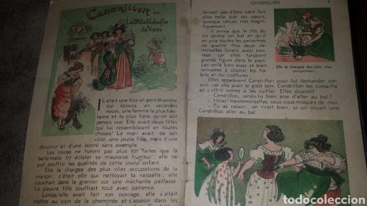 Libros antiguos: CENDRILLON CONTE DE CH.PERRAULT.PRINCIPIOS Siglo XX. EDITIONS TALLANDIER/ LA CENICIENTA/de colección - Foto 2 - 64390726