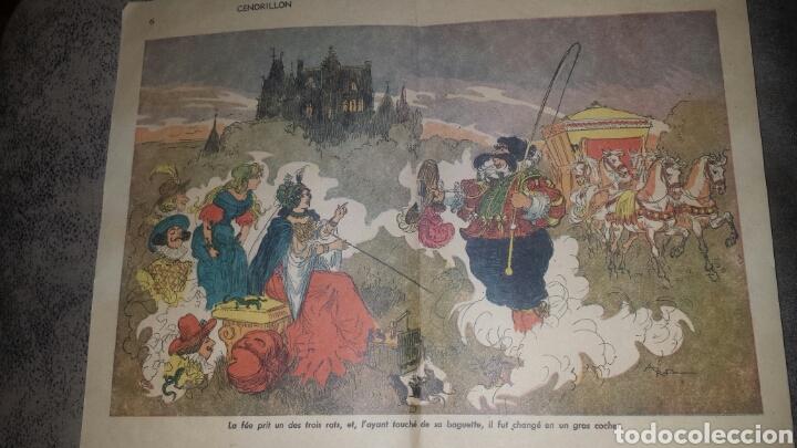 Libros antiguos: CENDRILLON CONTE DE CH.PERRAULT.PRINCIPIOS Siglo XX. EDITIONS TALLANDIER/ LA CENICIENTA/de colección - Foto 3 - 64390726