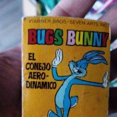 Libros antiguos: LIBRITO CUENTO MINI INFANCIA BUGS BUNNY. Lote 65012983