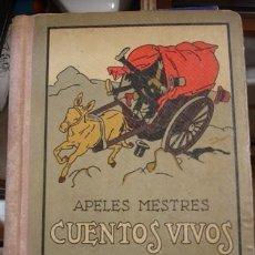 Alte Bücher - CUENTOS VIVOS APELES MESTRES - SERIE PRIMERA - PORTAL DEL COL·LECCIONISTA 42 ANIVERSARIO *** - 65658142