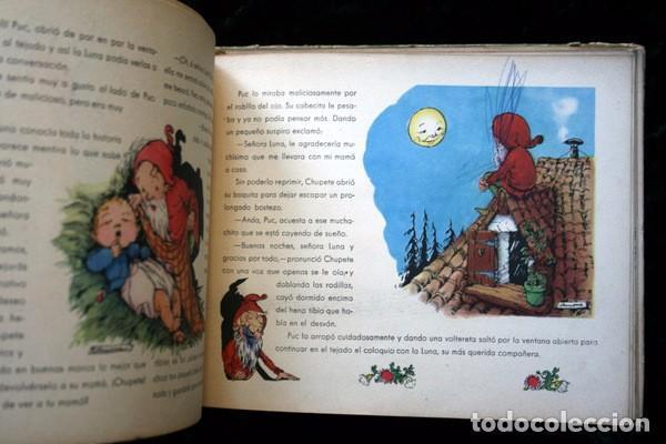 Libros antiguos: CHUPETE - MERCEDES LLIMONA - Ediciones Chicos - ILUSTRADO COLOR - TAPA DURA - - Foto 7 - 65672118