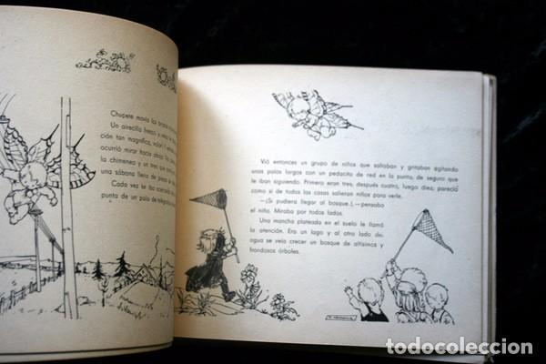 Libros antiguos: CHUPETE - MERCEDES LLIMONA - Ediciones Chicos - ILUSTRADO COLOR - TAPA DURA - - Foto 9 - 65672118