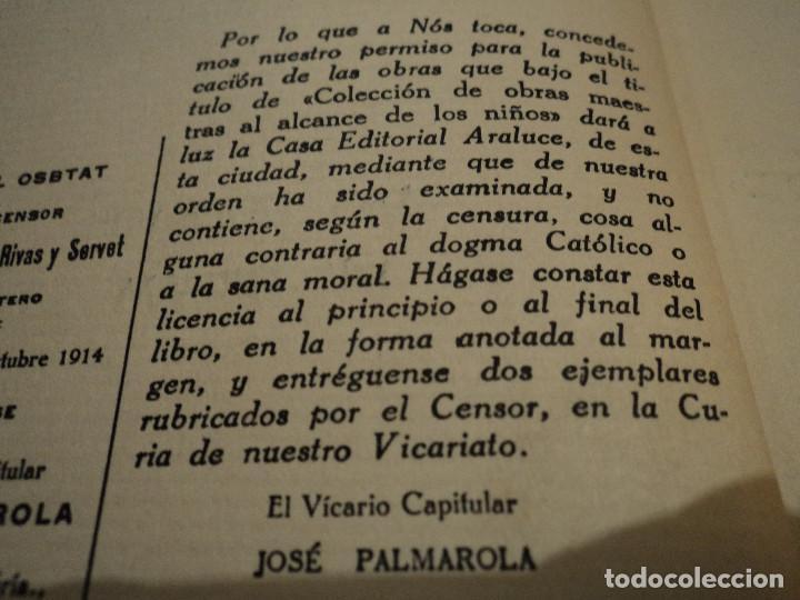 Libros antiguos: mas cuentos de grimm coleccion editorial araluce 1914 118 paginas 15 x 12 cm - Foto 4 - 65884882