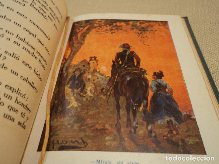 Libros antiguos: bertoldo bertoldino y cacaseno editorial araluce 1926 117 pag. 15 x 12 cm libreria ganivet, granada - Foto 6 - 65885090