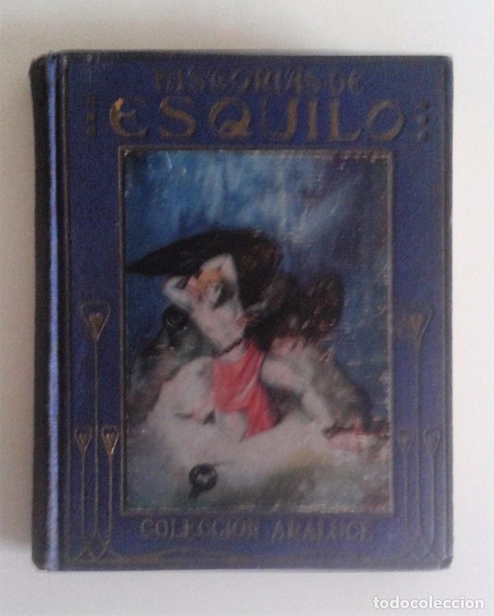 MARIA LUZ MORALES - HISTORIAS DE ESQUILO - ARALUCE 1914. ILUSTRADO (Libros Antiguos, Raros y Curiosos - Literatura Infantil y Juvenil - Cuentos)