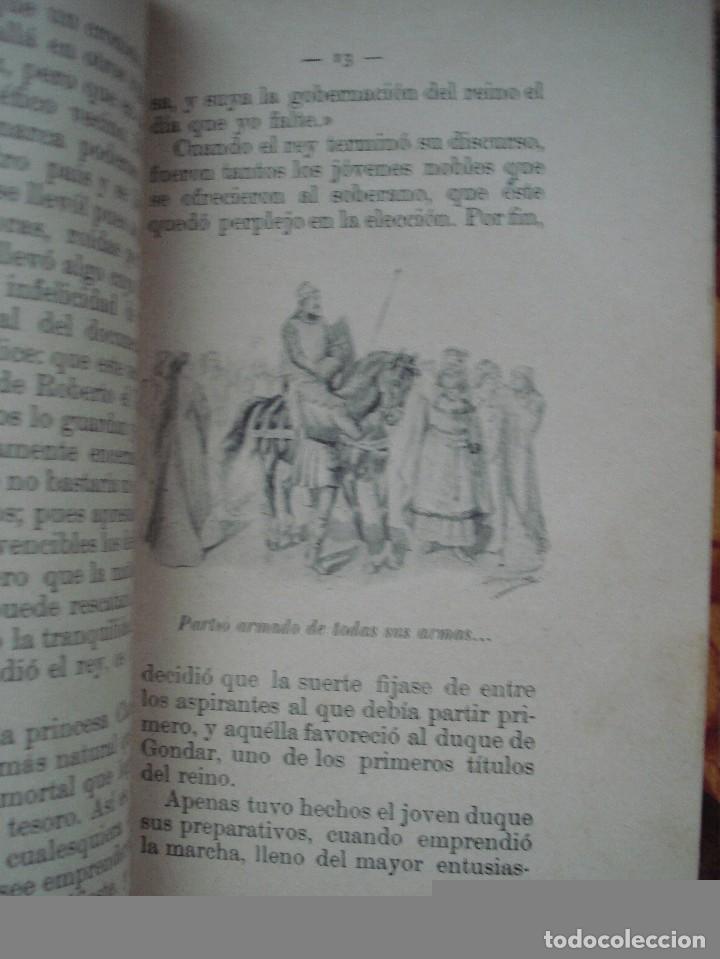 Libros antiguos: ¡¡¡Muy muy raro y bonito!!! El tesoro del castillo [ca. 1900] / por N. S. M. Pons y Cª. Ilustrado. - Foto 10 - 66943366
