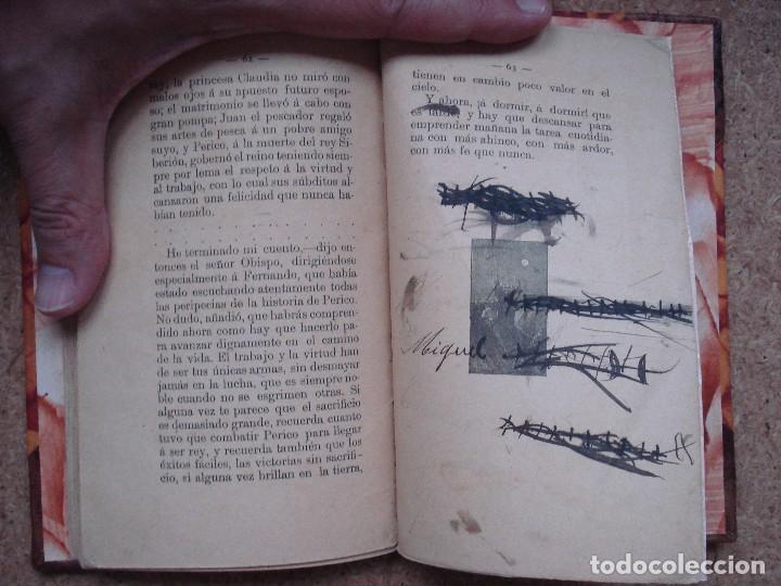 Libros antiguos: ¡¡¡Muy muy raro y bonito!!! El tesoro del castillo [ca. 1900] / por N. S. M. Pons y Cª. Ilustrado. - Foto 12 - 66943366
