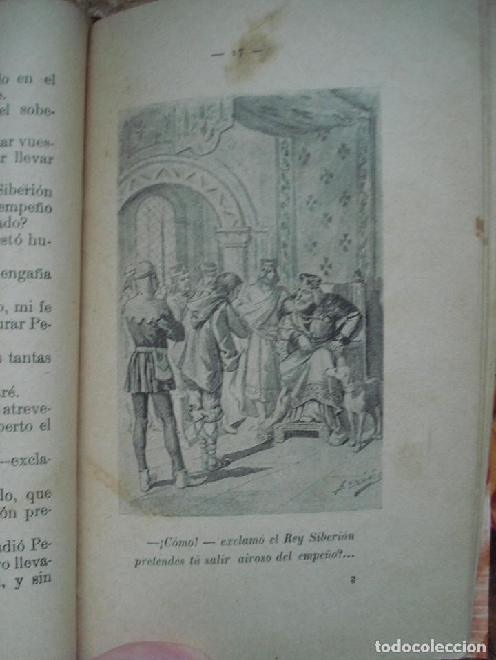Libros antiguos: ¡¡¡Muy muy raro y bonito!!! El tesoro del castillo [ca. 1900] / por N. S. M. Pons y Cª. Ilustrado. - Foto 14 - 66943366