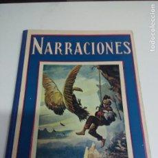 Libros antiguos: NARRACIONES. ED RAMÓN SOPENA.BIBLIOTECA PARA NIÑOS. Lote 67305397