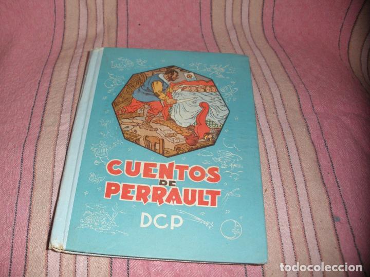 CUENTOS DE PERRAULT - EDITORIAL DALMAU - 7 CUENTOS CON ILUSTRACIONES (Libros Antiguos, Raros y Curiosos - Literatura Infantil y Juvenil - Cuentos)