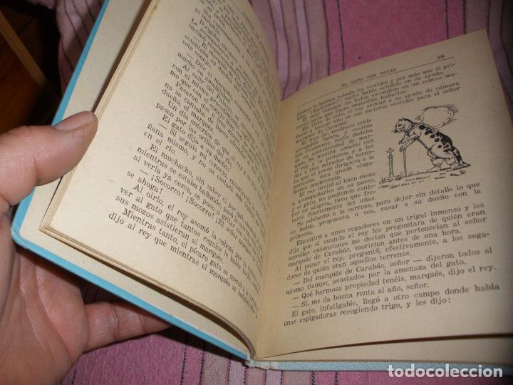 Libros antiguos: CUENTOS DE PERRAULT - EDITORIAL DALMAU - 7 CUENTOS CON ILUSTRACIONES - Foto 2 - 69438409