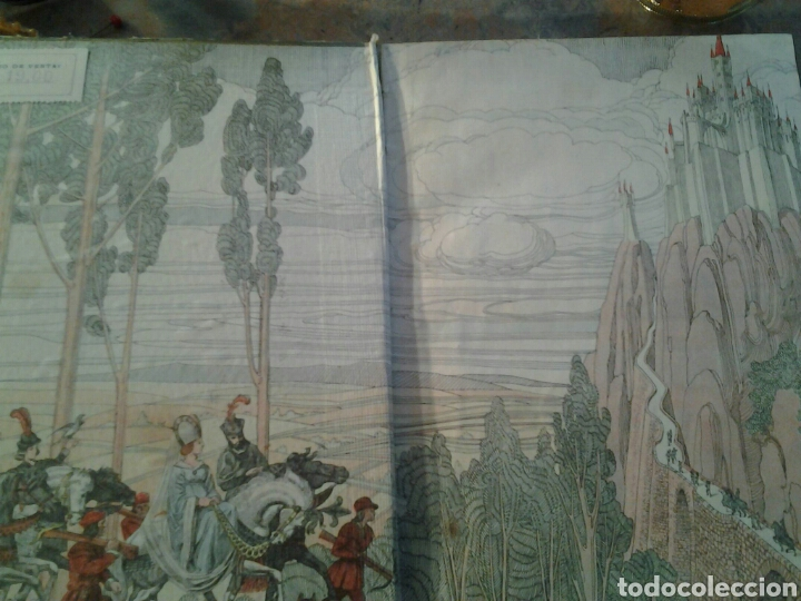 Libros antiguos: Cuentos de Perrault biblioteca perla editorial Saturnino Calleja ilustraciones de Penagos.17x23cms. - Foto 2 - 70002193