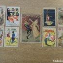Libros antiguos: CUENTOS DE CALLEJA ORIGINALES 9 UDS. Lote 70085945