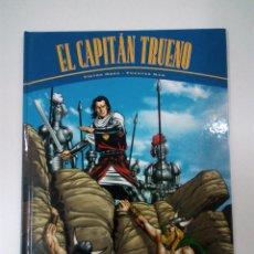 Libros antiguos: EL CAPITAN TRUENO . VICTOR MORA - FUENTES MAN . . Lote 70126037