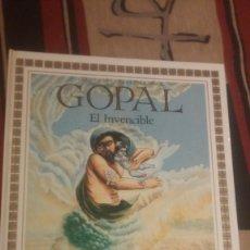 Libros antiguos: GOPAL -EL INVECIBLE. Lote 71638183