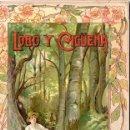 Libros antiguos: RECASENS : COLECCIÓN ESOPO - EL LOBO Y LA CIGÜEÑA (PERELLÓ Y VERGÉS, 1910). Lote 71834259