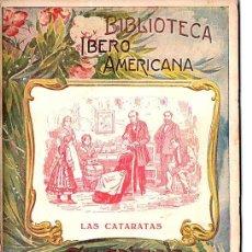Libros antiguos: ANTONIO DE TRUEBA : CUENTOS DE MADRES E HIJOS - LAS CATARATAS (PERELLÓ Y VERGÉS, S/F). Lote 71835019