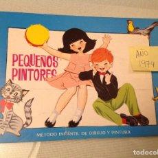 Libros antiguos: PINTORES TORAY DIBUJO Y PINTURA - Nº2. Lote 72703167