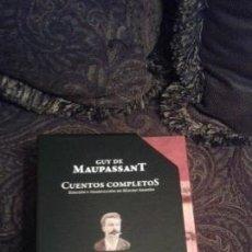 Libros antiguos: CUENTOS COMPLETOS DE MAUPASSANT. Lote 72826771