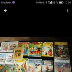 Libros antiguos: LOTE DE CUENTOS INFANTILES. Lote 72842217