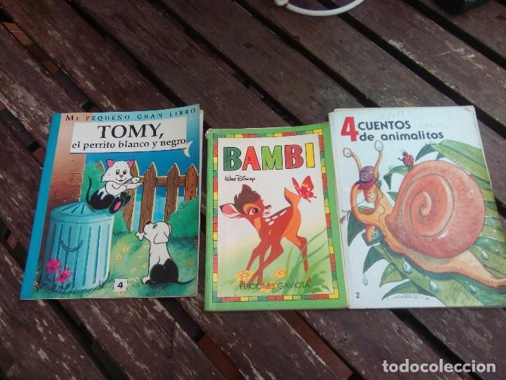 libros infantiles de los 90