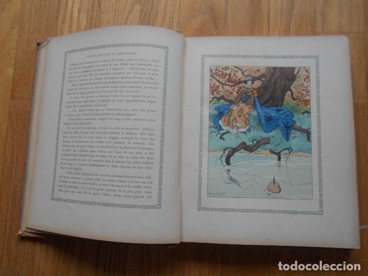 Libros antiguos: CONTES BLEUS, De ma mere Grand Charles Robert Dumas, 1913 EN FRANCES modernismo - Foto 6 - 73617851