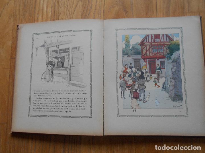 Libros antiguos: CONTES BLEUS, De ma mere Grand Charles Robert Dumas, 1913 EN FRANCES modernismo - Foto 12 - 73617851
