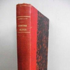 Libros antiguos: CUENTOS AZULES (CONTES BLEUS), DE ÉDOUARD LABOULAYE (PARIS, AÑO 1900). Lote 73628943