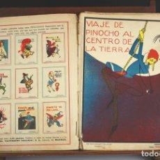 Libros antiguos: 8323 - EDITORIAL SATURNINO CALLEJA. PINOCHO. 8 VOLUM. EN 1 TOMO(VER DESCRIP). 1923-1930.. Lote 73788283