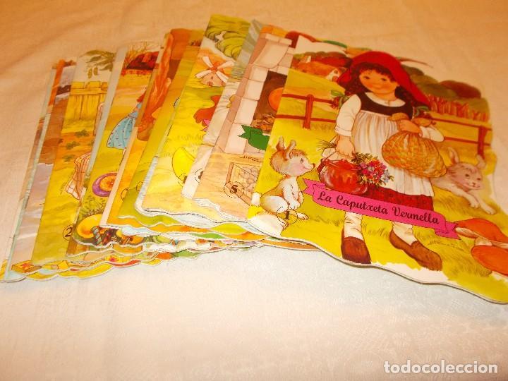 CUENTOS TROQUELADOS COMBEL ENCUNYATS CLÀSSICS 31 NÚMEROS (Libros Antiguos, Raros y Curiosos - Literatura Infantil y Juvenil - Cuentos)