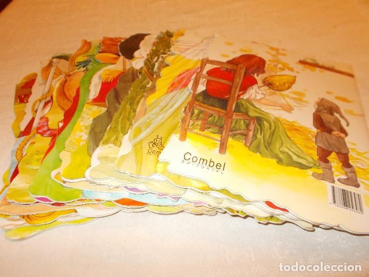 Libros antiguos: CUENTOS TROQUELADOS COMBEL Encunyats Clàssics 31 Números - Foto 3 - 74085867