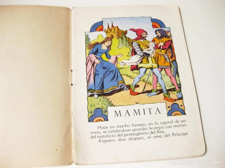 Libros antiguos: CUENTOS ILUSTRADOS PARA NIÑOS. MAMITA. EDITORIAL RAMON SOPENA. BARCELONA - Foto 2 - 74524567