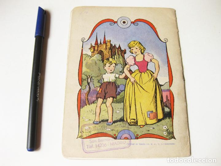 Libros antiguos: CUENTOS ILUSTRADOS PARA NIÑOS. MAMITA. EDITORIAL RAMON SOPENA. BARCELONA - Foto 4 - 74524567