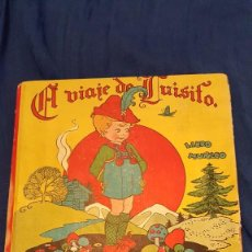 Libros antiguos: BONITO LIBRO JUGUETE. Lote 74607767