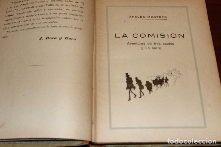 Libros antiguos: Cuentos vivos ilustrados por Apeles Mestres 1929 ( libros ilustrados infantiles) Apel·les Mestres - Foto 5 - 74717331