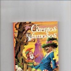 Libros antiguos: CUENTOS FAMOSOS Nº 3 ** ED. LAIDA ** FHER 1976 ** EN MUY BUEN ESTADO. Lote 75095711