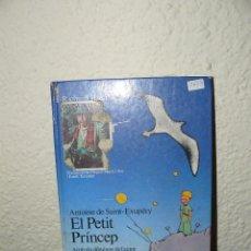 Libros antiguos: EL PETIT PRINCEP-JOAN SALVADOR GAVINA-CONTIENE ILUSTRACIONES-EN CATALAN-1980. Lote 75623531