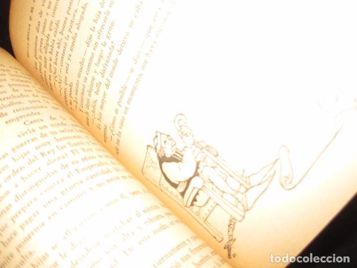 Libros antiguos: 2 cuentos clasicos . leandro . bella bella . chin chon chin chan ed juventud 1931 - 32 andersen 1 ed - Foto 6 - 75740779