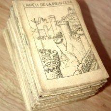 Libros antiguos: COLECCIÓN DE 44 CUENTOS EN PATUFET. Lote 76051327