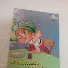 Libros antiguos: CUENTO EL SASTRECILLO VALIENTE - ANTONIO A. ARIAS - EDITA MUNDESA AÑO 1986 . Lote 76711843