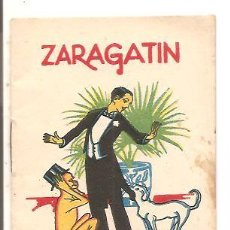 Libros antiguos: CUENTOS DE CALLEJA - ZARAGATIN - RECREO INFANTIL SERIE V - TOMO 86. Lote 77420237
