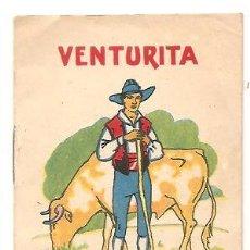 Libros antiguos: CUENTOS DE CALLEJA - VENTURITA - RECREO INFANTIL SERIE V - TOMO 88. Lote 77420385